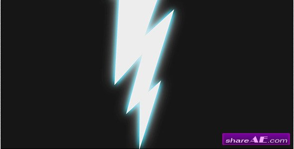 2D Lightning - Stock Footage (Videohive)