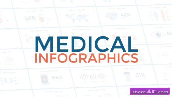 Videohive Medical Infographics