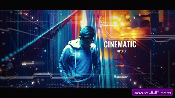 Videohive Cinematic Opener 20383409