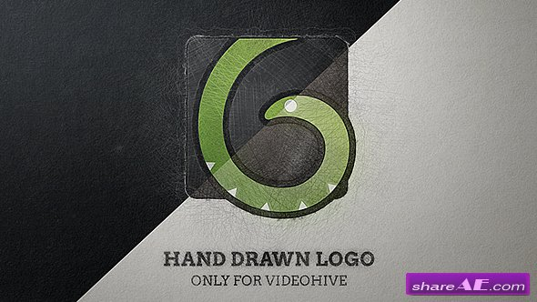 Videohive Hand Drawn Sketch Logo