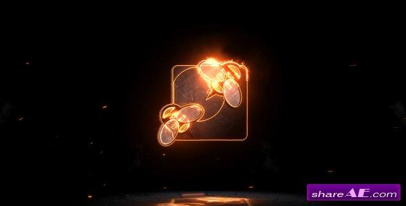 Videohive Epic Fire Logo