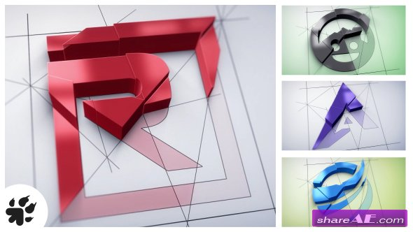 Videohive Architect Logo Build