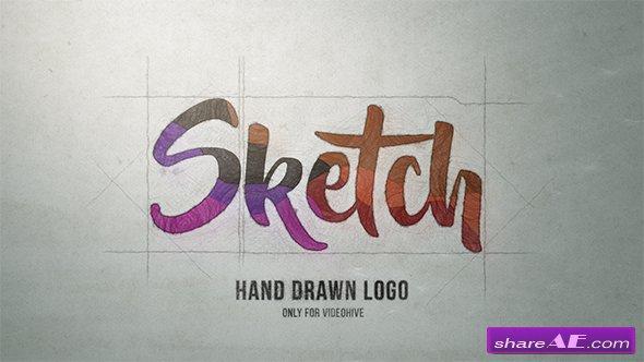 Videohive Sketch Logo