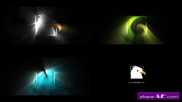 Videohive Light Logo Reveal 20178549