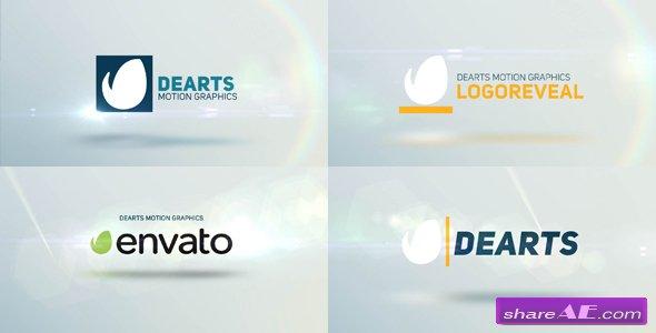 Videohive Modern Logo Reveal 3