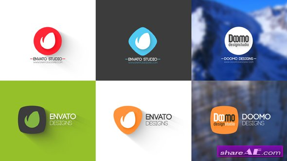 Videohive Simple Logo Reveal V2