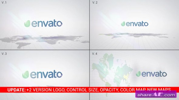 Videohive Clean Logo 19815838