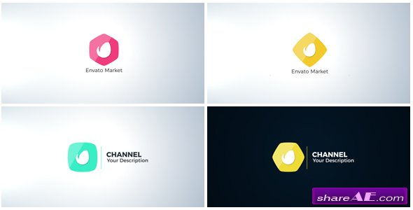 Videohive Clean Logo Reveal