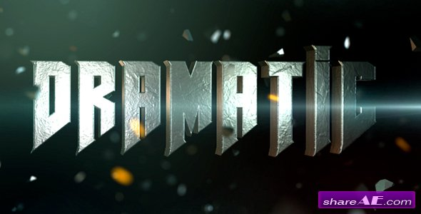 Videohive Cinematic Title 2