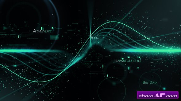 Videohive Science Opener
