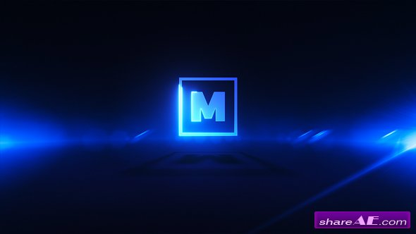 Videohive Dark Logo Opener | now also in 4K