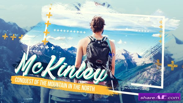Videohive Spirit Of Travel Slideshow