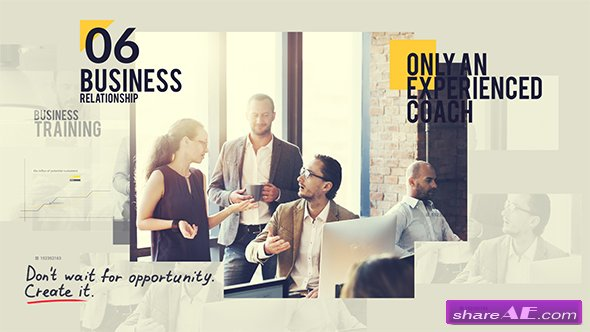 Videohive Business Training