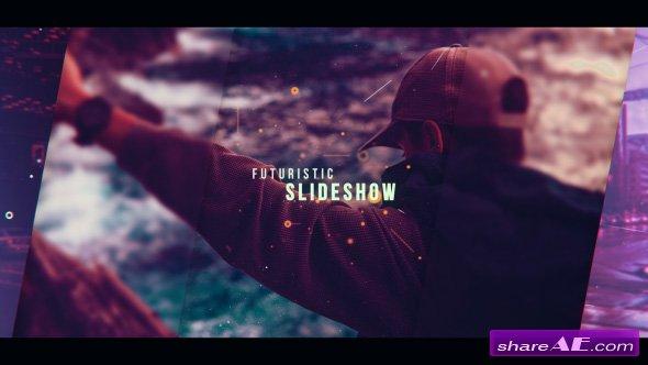 Videohive Futuristic Slideshow 19202501