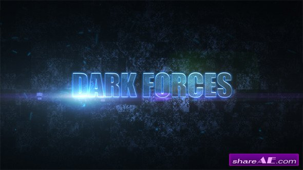 Videohive Dark Forces