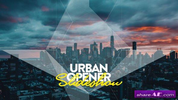 Videohive Urban Opener I Slideshow