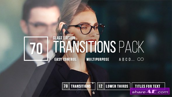 Videohive Transitions 20420492