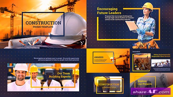 Videohive Construction Services