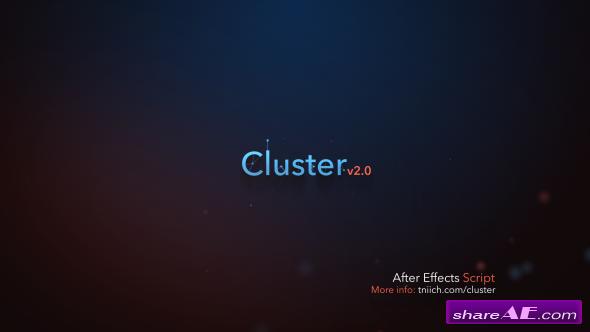 Videohive Cluster v2.0