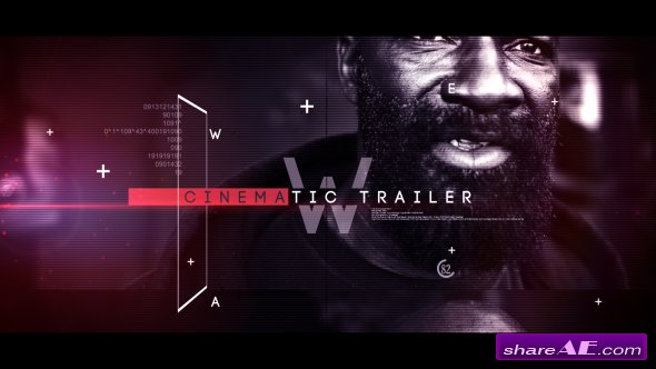 Videohive Cinematic Trailer 20648253