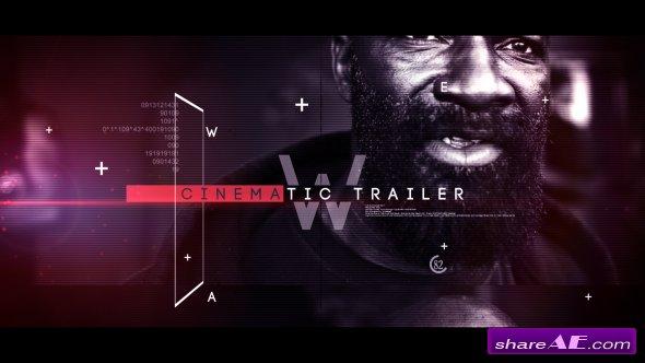 Videohive Cinematic Trailer 20648253