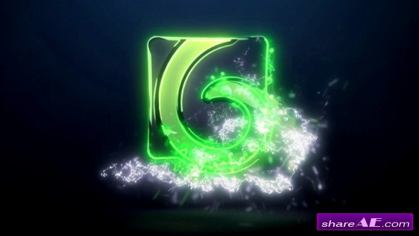 Videohive Electric Logo Reveal