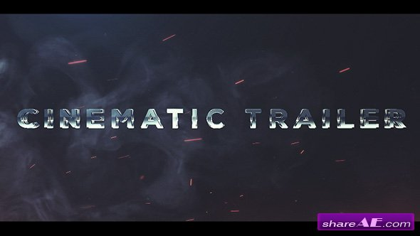 Videohive Cinematic Trailer Titles