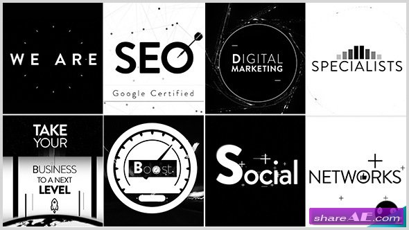 Videohive Digital Agency Stomp Jingle - SEO Service