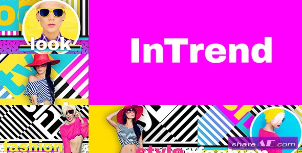 Videohive In Trend // Fashion Show Package