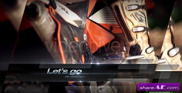 Videohive Motor Sport 2