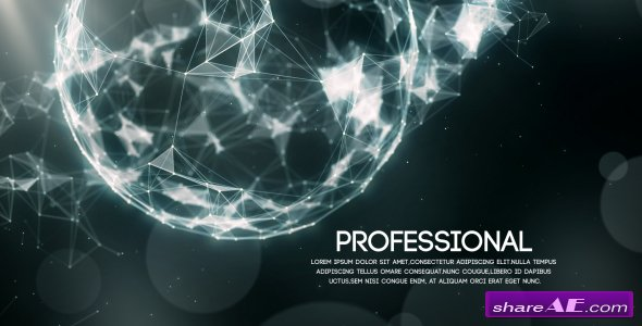 Videohive Space Plexus Titles