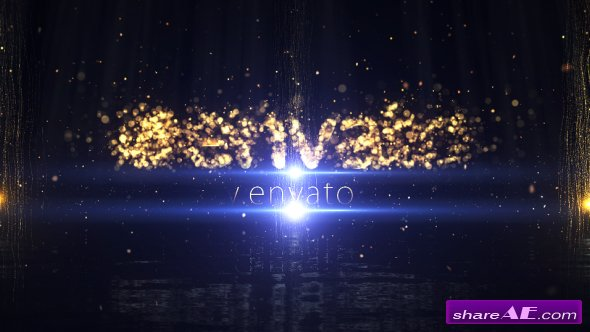 Videohive Particle Logo Reveal