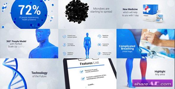 Videohive Healthcare & Medicine Promo