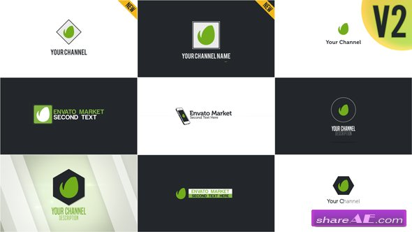 Videohive The YouTuber Pack 2.1