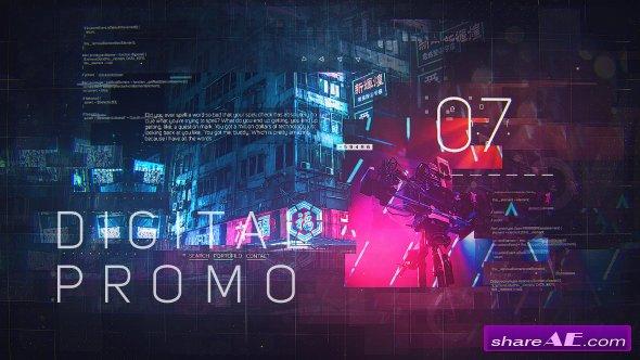 Videohive Digital Promo