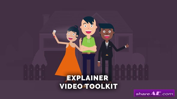 Videohive Character Maker - Explainer Video Toolkit 2