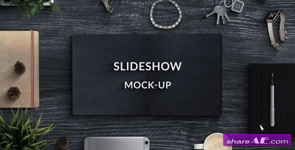 Videohive Slideshow Mock-Up