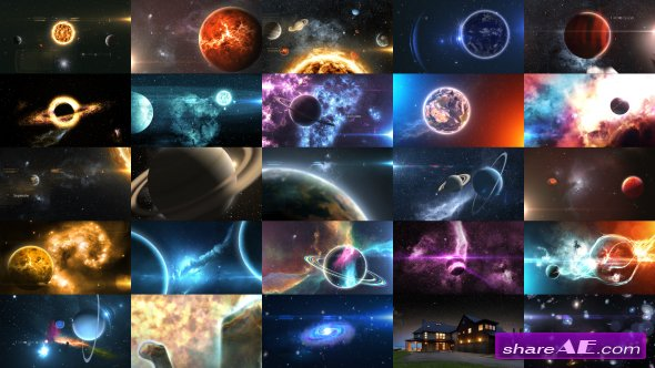 solar system after effects - photo #23