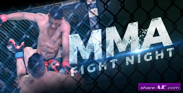 Videohive MMA Fight Night