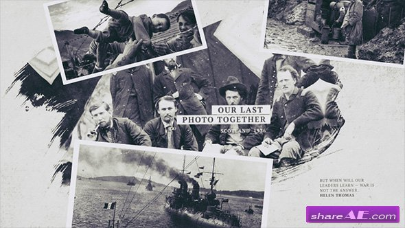 Videohive The History