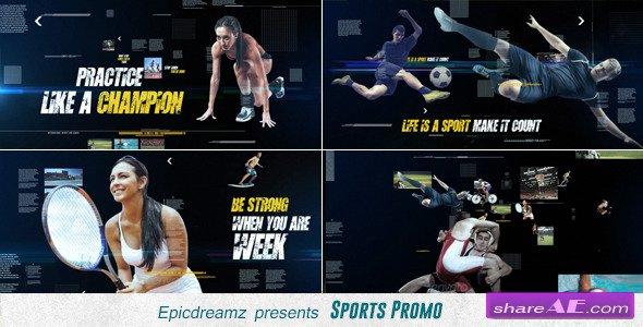 Videohive Sports Promo 12845482