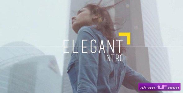 Videohive Elegant Intro 12532600