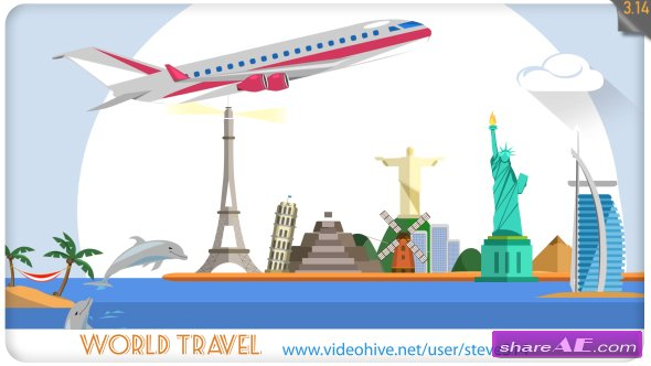 Videohive World Travel