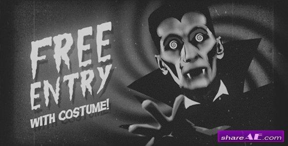 Videohive Halloween