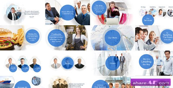 Videohive Clean Corporate 5161449