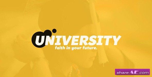 Videohive University TV Spot 01