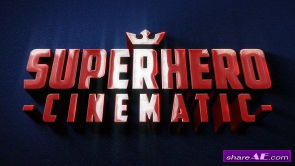 Videohive Majestic Cinematic 3D Logo