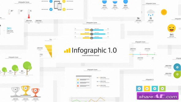 Videohive Infographic 1.0