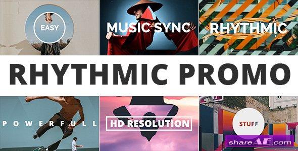 Videohive Rhythmic Promo