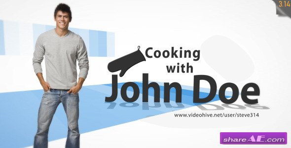 Videohive Cooking Intro - Tv Show